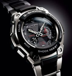 Casio MTG G Shock Atomic watch  Click on the link to read more about it...