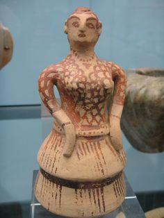 Mycenaean Terracotta Figurine
