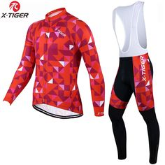 44.99$  Watch here - http://alid3o.worldwells.pw/go.php?t=32732815925 - X-Tiger Brand Sutton Pro Race Cycling Clothing/Bike Wear Cycling Set Ropa Ciclismo/Winter Thermal Fleece Cycling Jersey Set 44.99$