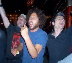 Zack De La Rocha And Anti-Flag