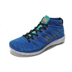 Homme Nike Free  Bleu