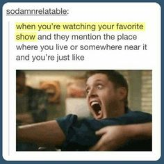 funny, lol, and supernatural image