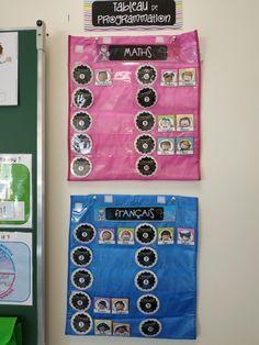 CE2/CM1 • Ateliers • Les centres d'autonomie ~ Centre, Classroom Management Tips, Helping Children, Special Education, Montessori, Teaching, School, Grammar, Stage