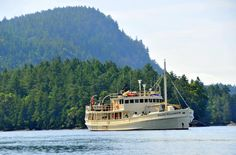 Pacific Yellowfin Luxury Private Yacht Charter Vancouver BC - Home