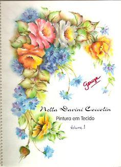 LAMINAS... Y TRABAJOS CON FLORES (pág. 174)   Aprender manualidades es facilisimo.com