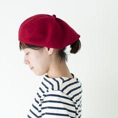 mature ha.  ベレー帽
