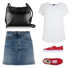 """moda"" by gessilene-ferreira on Polyvore featuring Marc by Marc Jacobs, Vans and Kara"