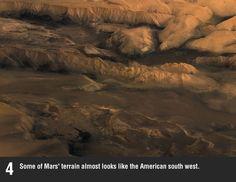 Cool Mars Terrain