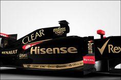 Lotus firma un contrato de patrocinio con Endless de cara el GP de EEUU