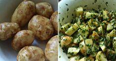 Așa se prepară cartofii în Italia: toți vecinii vor fi ademeniți de aroma uimitoare. Nici nu trebuie să curățați cartofii! - Bucatarul