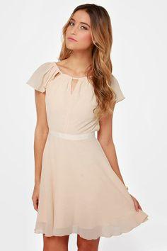 Bonitos vestidos de damas de honor   Moda 2014