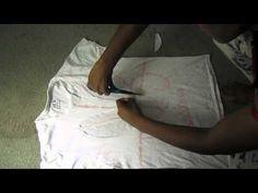 DIY T-Shirt Cutting Skull