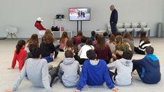 Visitamos el Centro Niemeyer – IES de Noreña Centre