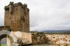 #San_Felices_de_los_Gallegos castle. All the information to plan your trip to #Arribes_del_Duero in www.qnatur.com