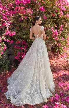 The Absolutely Sensational Florence By Night Galia Lahav Couture Bridal Wedding Dresses For Fall 2018