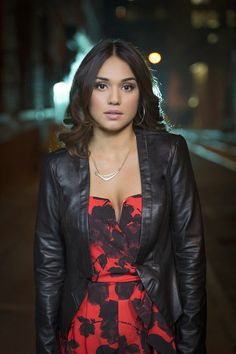 Summer Bishil as Margo - The Magicians