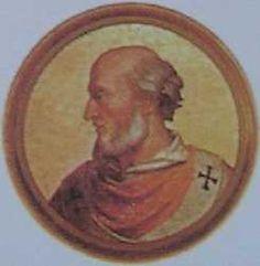 153.- Víctor II, Suavia (1055-1057)  Nació en Baviera. Elegido el 16.IV.1055, murió el 28.VI.1057. Elegido después de un año de sede vacante. Recibió la abjuración de Berengario. Bendijo a Enrique III en el lecho de muerte. Siguiendo el ejemplo de su predecesor, dio a la iglesia un período de prosperidad.