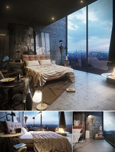 Contrate Bedroom by Harun Kaymaz