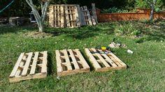 Pallet outdoor furniture 2