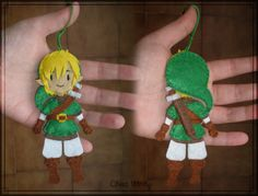 The Legend of Zelda - Link Doll by ChiisaYanagi