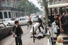 Paris, France, 1967; © Joel Meyerowitz