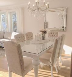I love this table and chairs #ChairComedores