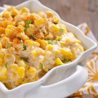 Pan-Roasted Corn Salad
