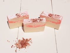 Exfoliant, Ajouter, Voici, Place Cards, Place Card Holders, Etsy, Castor Oil, Soap, Smooth Skin