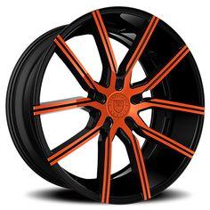 "20"" 22"" 24"" Lexani Wheels Gravity Custom Color Rims *Free Shipping #AudioCity"