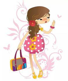 #merylaura #ilustradora #ilustradorescolombianos #artist #illustrator #drawing #draw #illustration #madeincolombia #paolacavalli #cavalli #fashion #clothing #cute #kids