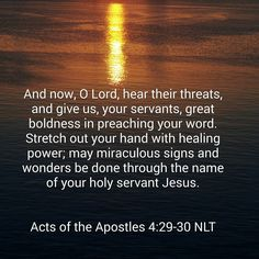 Acts 4:29
