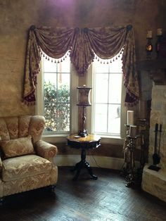 View our collection of designer window treatments and custom window coverings for your home. - Check Out THE PICTURE for Lots of Ideas for Creative Window Treatments. Bay Window Treatments, Window Treatments, Window Styles, Curtains, Home, Custom Window Coverings, Designer Window Treatments, Bedroom Windows, Window Design