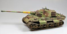 King Tiger Sd.Kfz 182 Takom 1:35