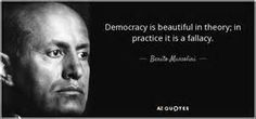 Mussolini Quotes He Makes A Noise Like A Rooster Nagging His Hen Juvenal Early .