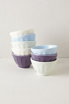 love these mini bowls so much :: anthropologie