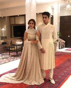 Sara Ali Khan , the daughter of bollywood actors Amrita singh and Saif Ali Khan Indian Bridal Outfits, Indian Designer Outfits, Designer Dresses, Bollywood Dress, Bollywood Fashion, Mahira Khan Dresses, Gorgeous Wedding Dress, Gown Wedding, Lace Wedding
