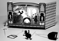 Shadow theater, I love it!