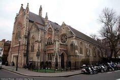 Una chiesa a Londra trasformata in una casa da 50 milioni con palestra e piscina