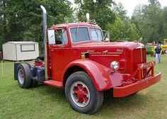 1951 Mack truck