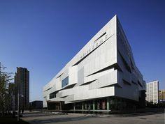Bayuquan Baoli Theatre - Yingkou, China - 2012 - Duche Architectural Design