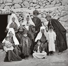 Bethlehem Family: Bethlehem, Palestine 1900-1920 | Documentarist | Historic Photo Archive