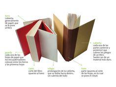 Estructura externa del libro