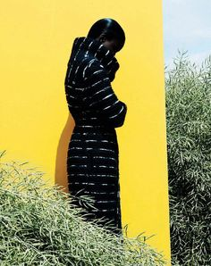 "Jeneil Williams in ""Cocoon"" by Julia Noni for Vogue Germany, September 2013"