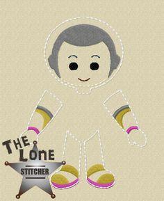 TS Buzz Set Over Sized: The Lone Stitcher