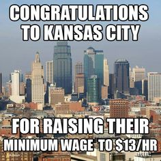 Kcmo  got  there  Raise  done as of July 17at  12.51pm  done deal