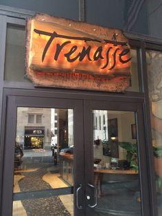 9) Trenasse, 444 St. Charles Ave.