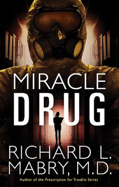 Miracle Drug takes you on a wild ride of suspense and medical drama. I am in love. It combines my love of medicine and suspense novels! #litfusereads