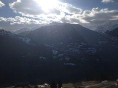 Panorama depuis Mase