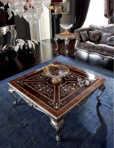 ISSUU - ID. Interior Design June 2013 by ID Magazine - Living Room - Inlayed Coffee Table