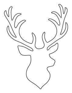 Stag Head Pattern